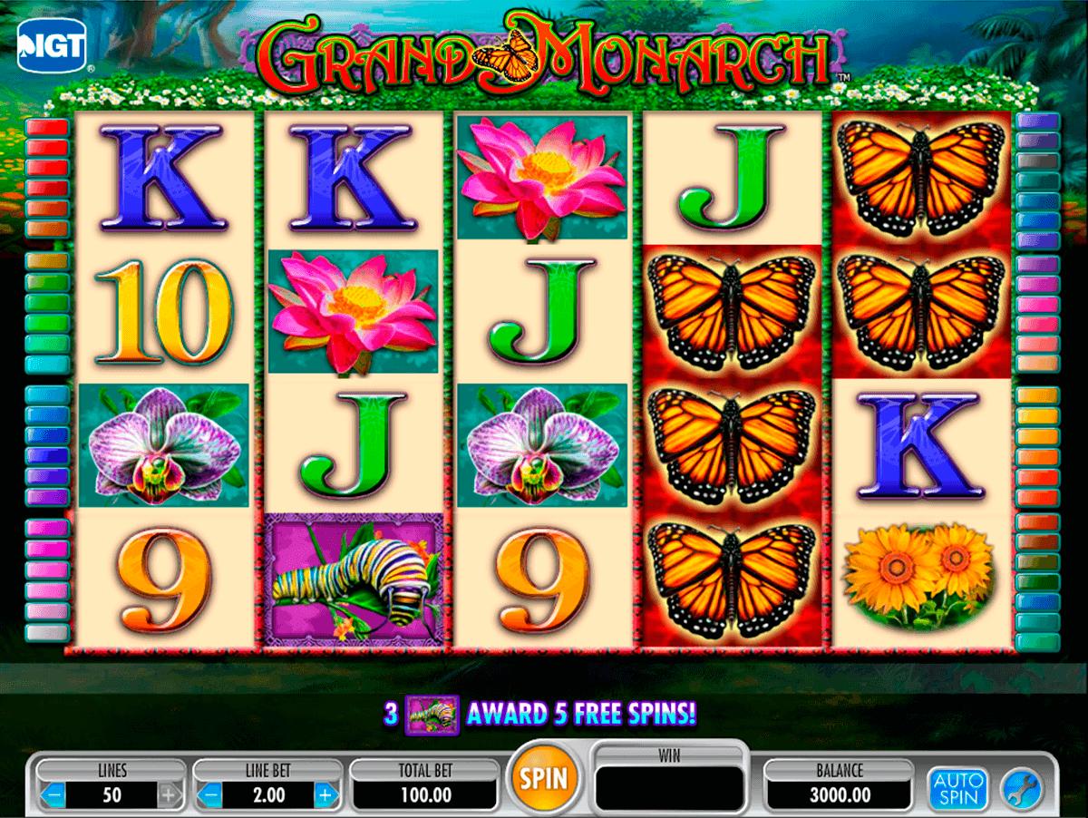 Spielautomaten online - 127671