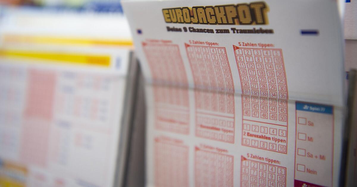 Lotto Millionäre Eurojackpot - 627587