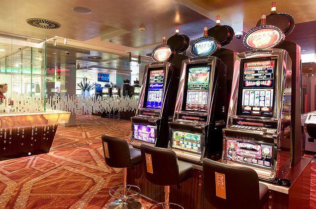 Spielbank Automaten Spielautomaten - 450866