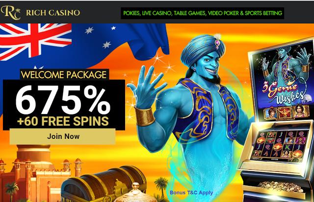 Rich Casino - 37757