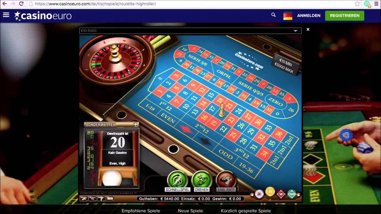 Roulette Systeme Lottoland - 773054