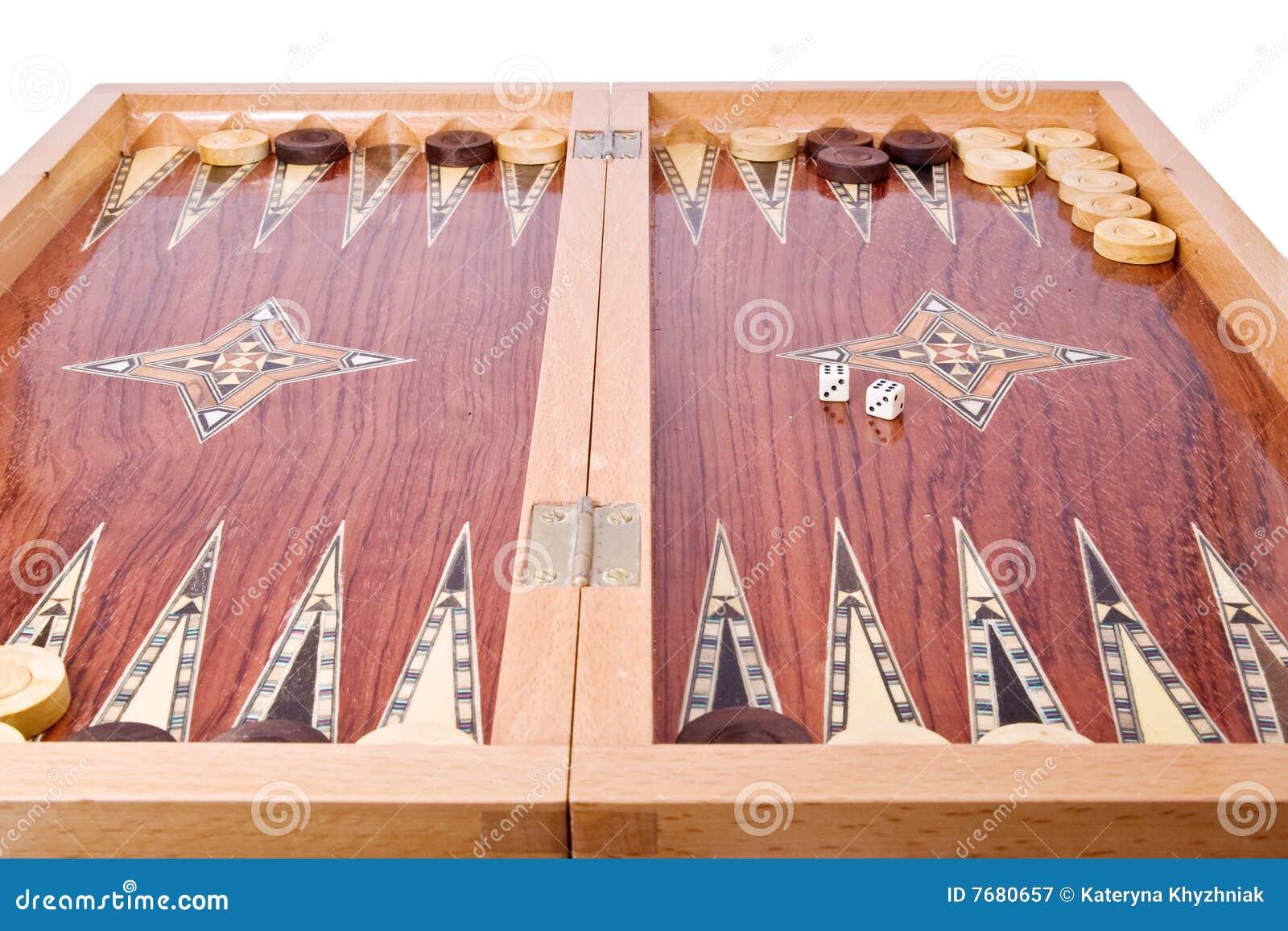 Backgammon online Spinit - 487827