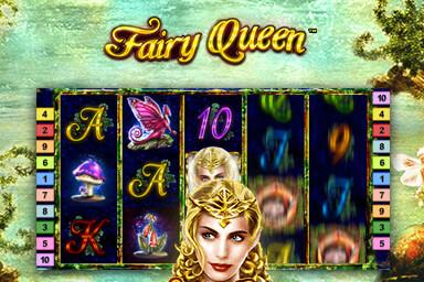 Demo Spiel Queen - 891192