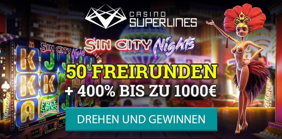 50 Freispiele - 86881