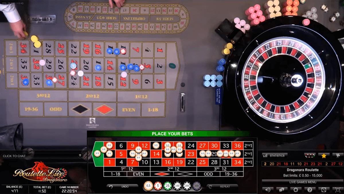 Roulette Zero - 89849