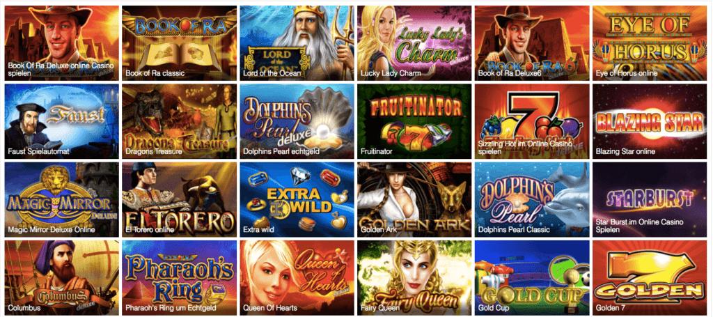 Casino euro Bonus - 316055