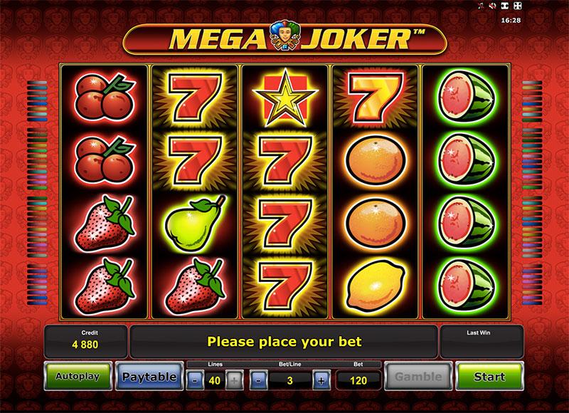 Joker Luck - 747610