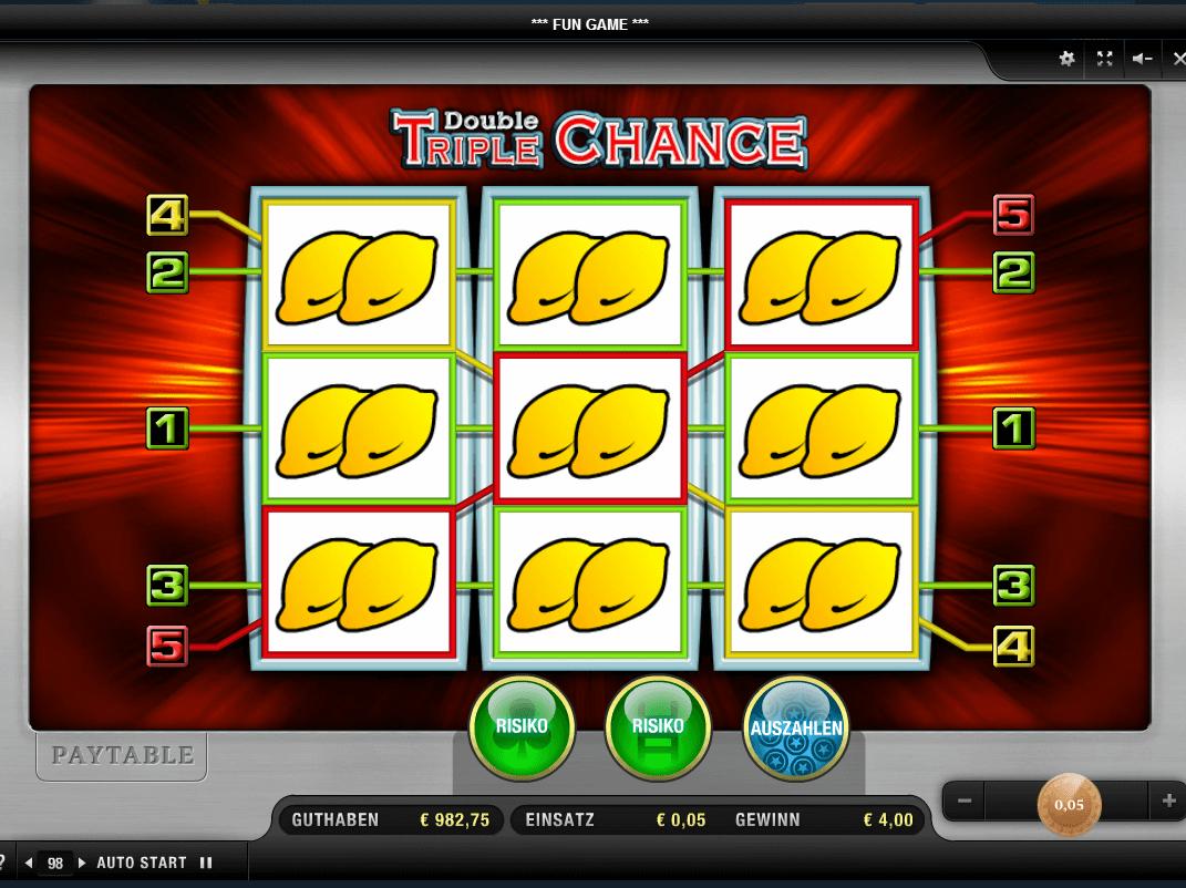 Glücksspiel Chance - 605596
