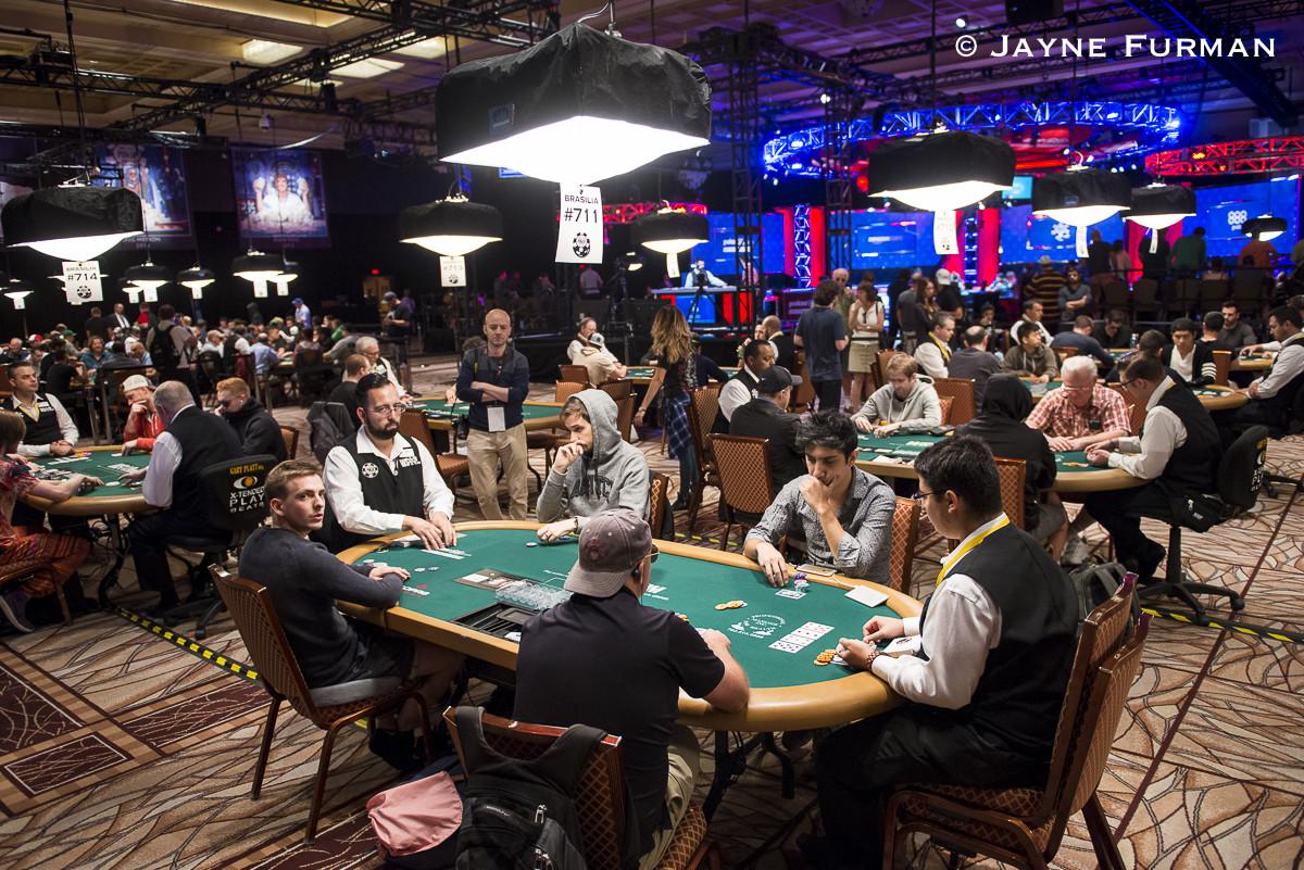 Bluffen Poker Turnier - 786637
