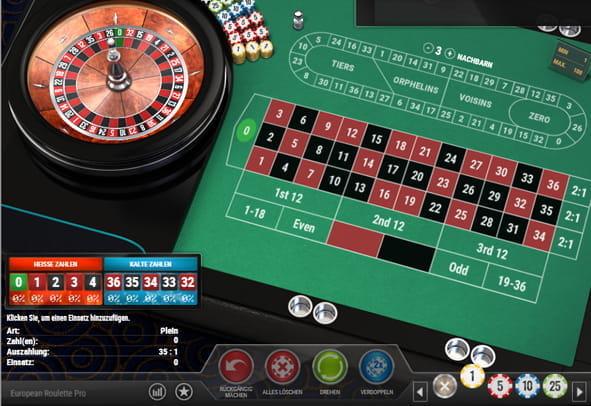 European Roulette - 79748