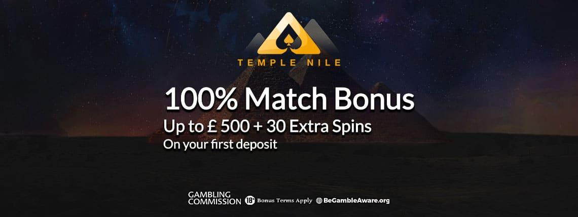 Exklusivangebot Temple Nile - 953128