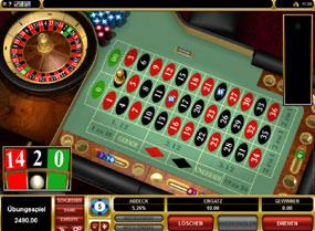 Roulette Gewinne - 54708