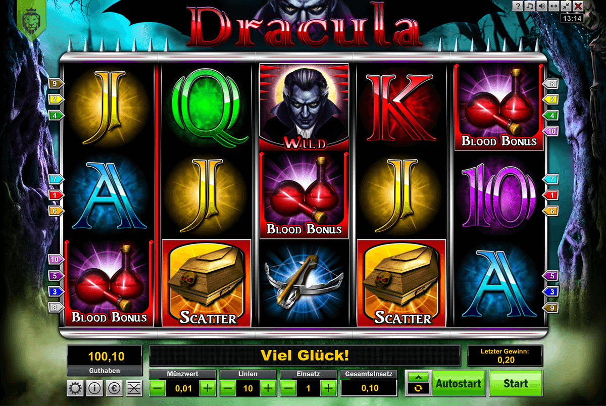 Dracula online Mobilbet - 486747