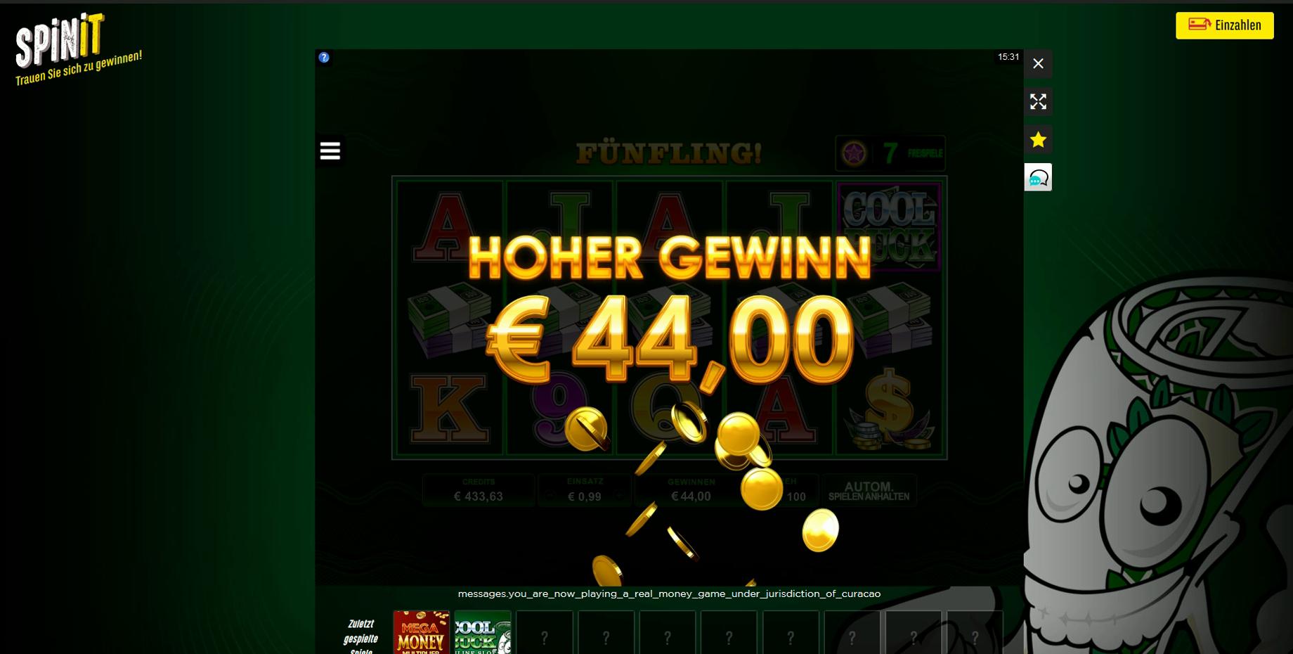 Musik im Casino - 322335