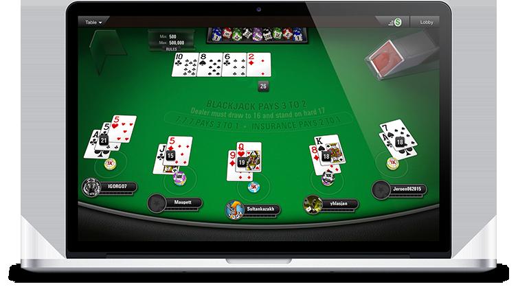Pokerstars Casino - 509491