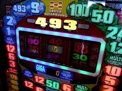Spielautomaten spielen mit - 796154
