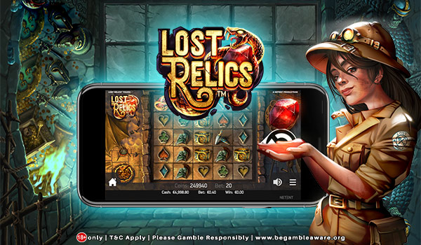 Lost Relicts - 871526