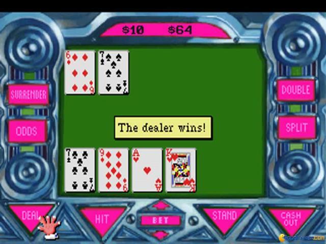 Blackjack Spielgeld Leisure - 785599