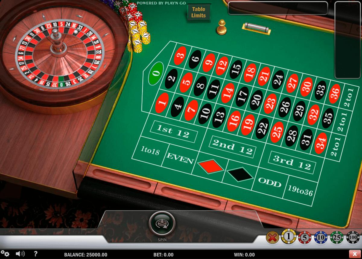 European Roulette - 163370