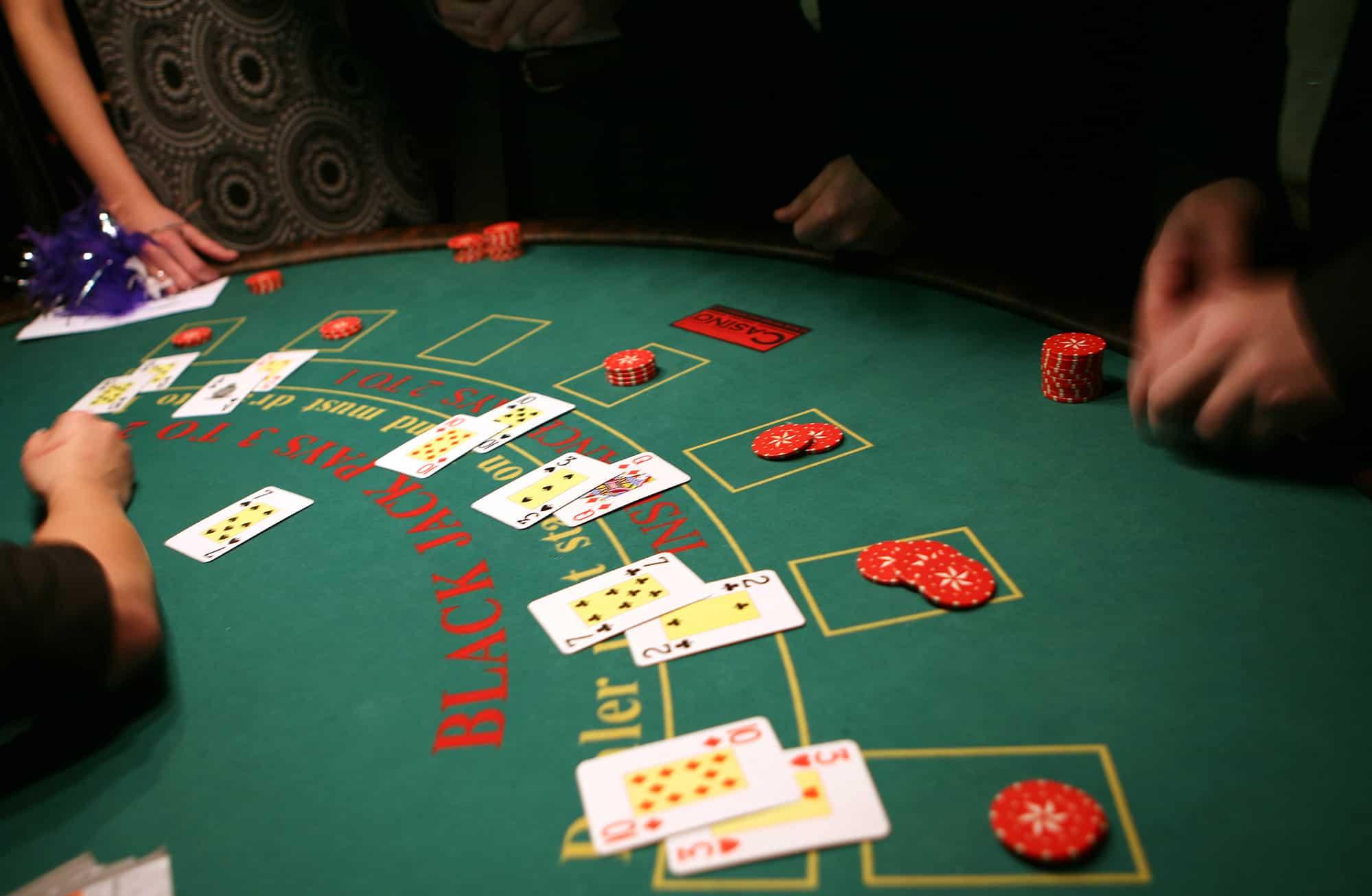 Black Jack Tabelle - 217220