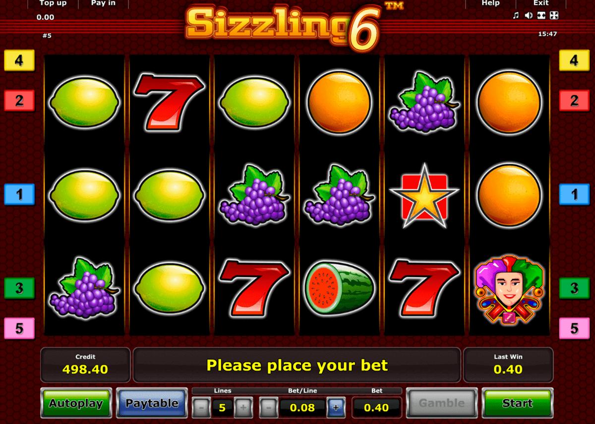 Spielautomaten Bonus spielen - 820288