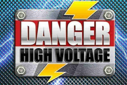 Danger High Voltage - 893636