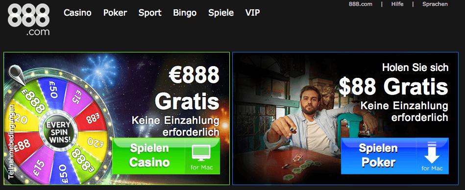 888 Casino - 556983
