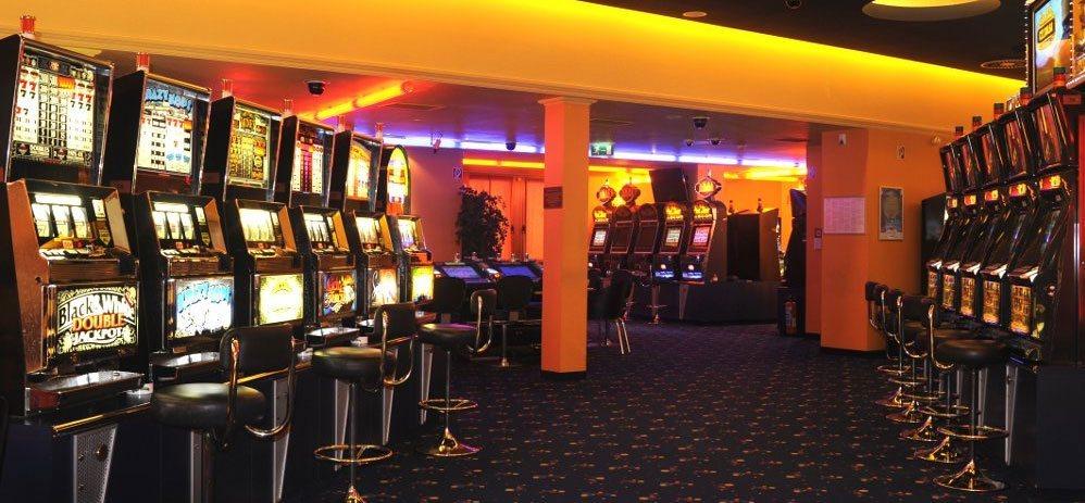 Spielbank Automaten - 436359