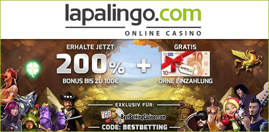10 euro Bonus - 83045