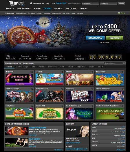 Online Casino Visa - 133811