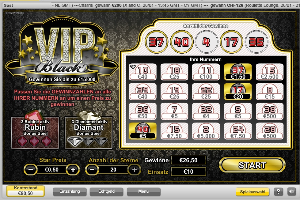 Beliebtestes Glücksspiel Bonus - 205844