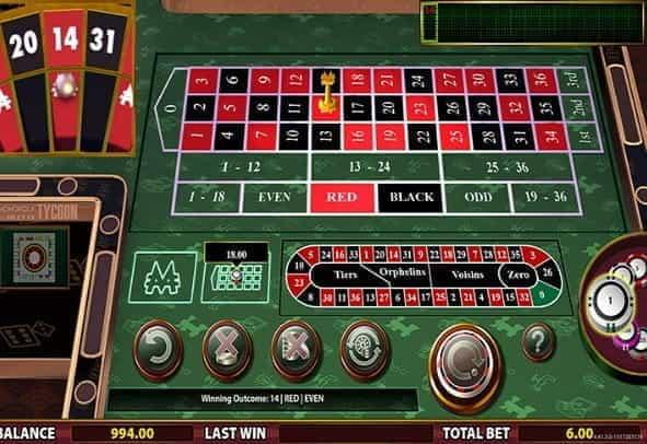 Europäisches Roulette - 379698