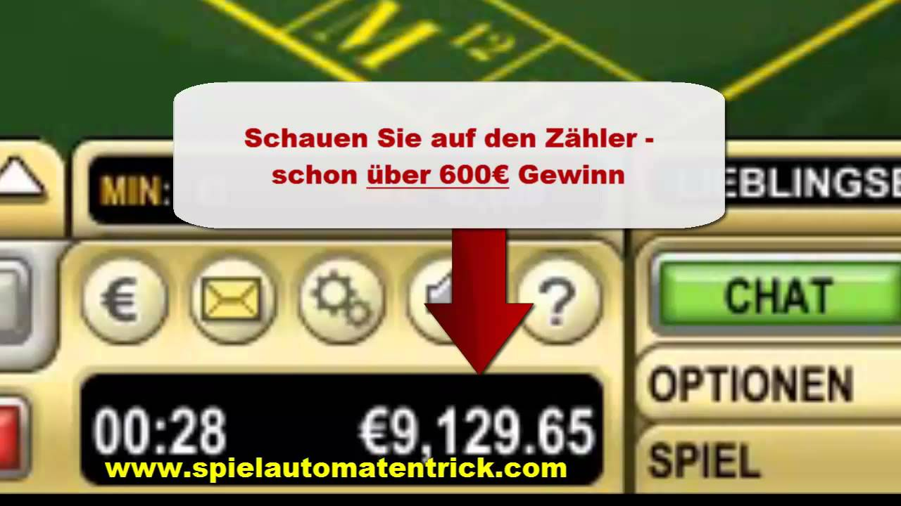 Roulett Gewinn System - 609877