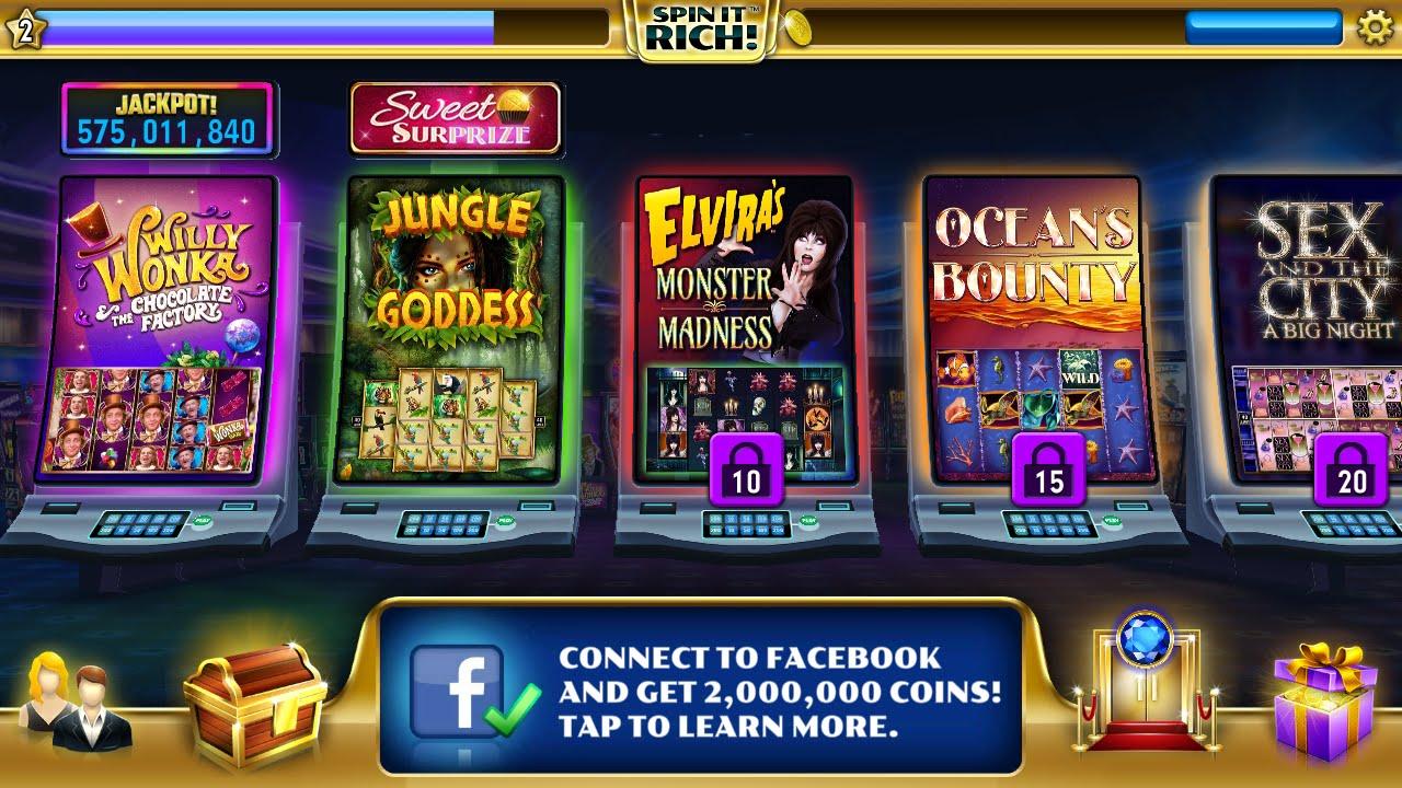 Rich Casino Slotty - 363437