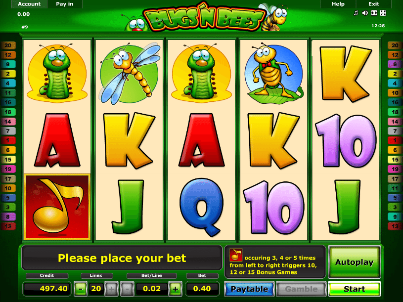 Casino Bonus spielen - 438750