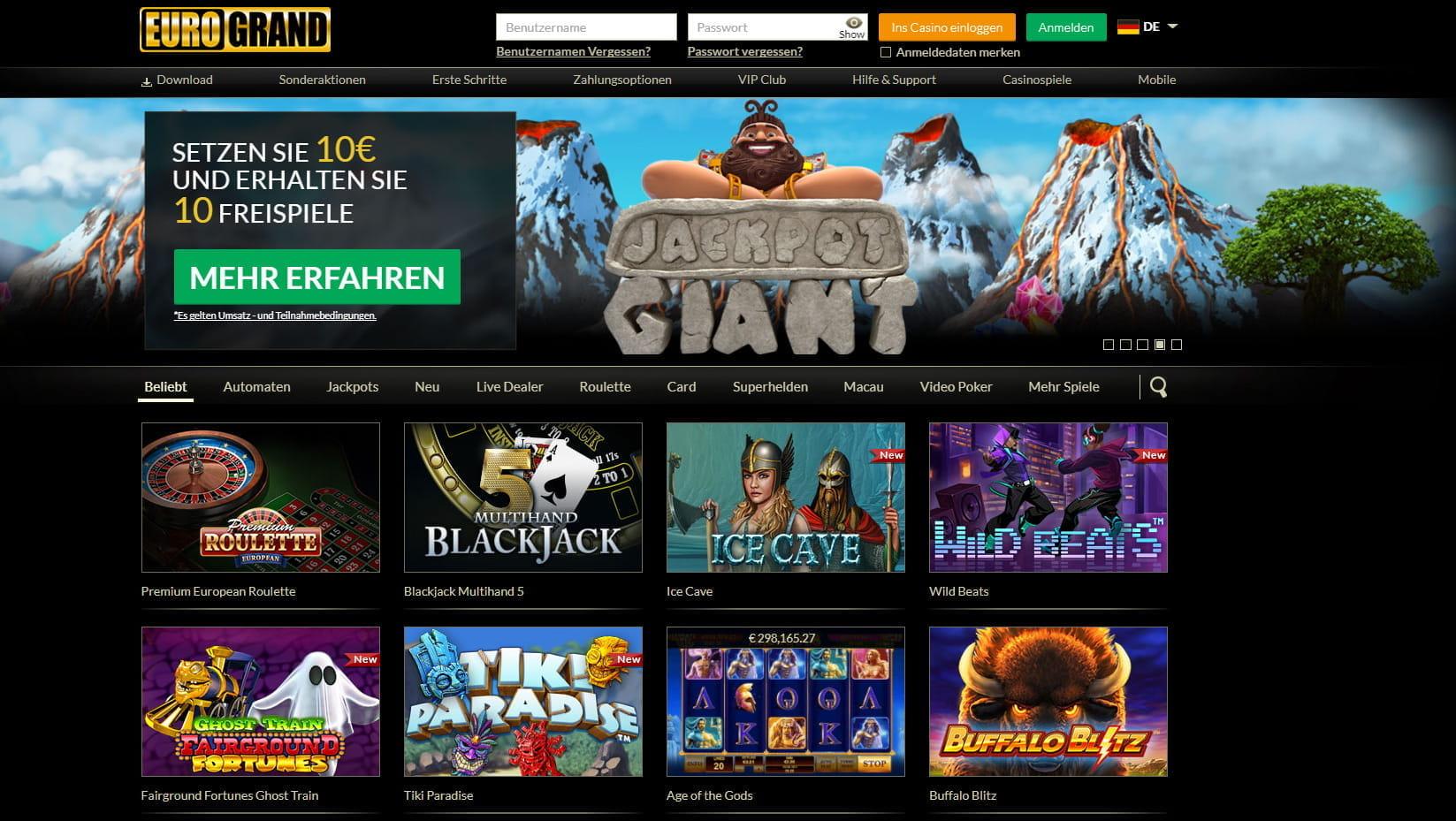 Beliebtestes Glücksspiel - 551517