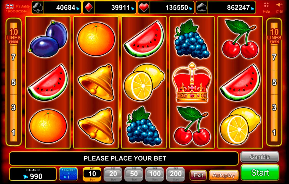 Spielbank Automaten - 234303