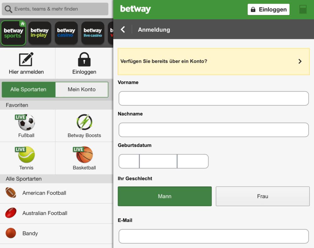 Betway Esports Gutschrift - 467251