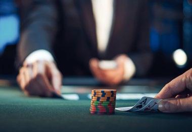 Dinner und Casino - 95755