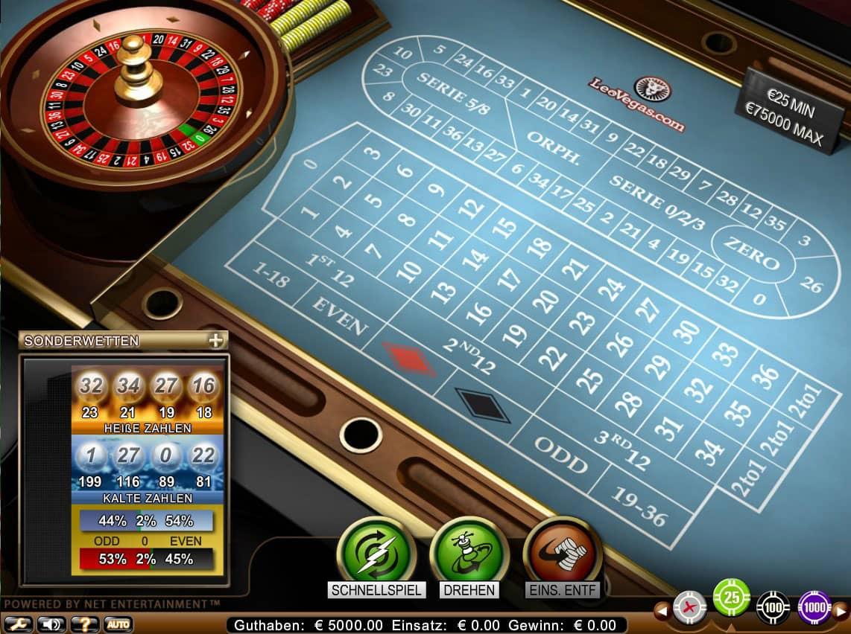 Roulette Zero Spiel - 659742
