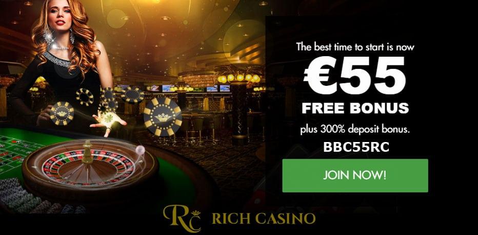 Rich Casino 100 - 117044