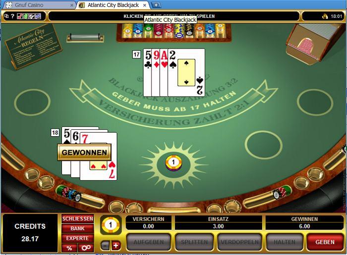 Blackjack Begriffe Deutschland - 703402