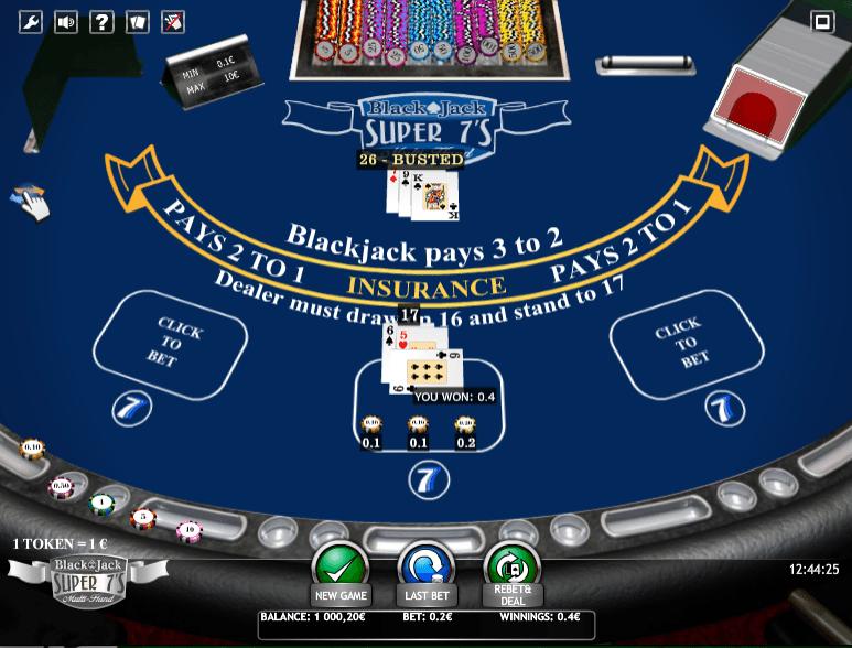 Blackjack Begriffe - 221387