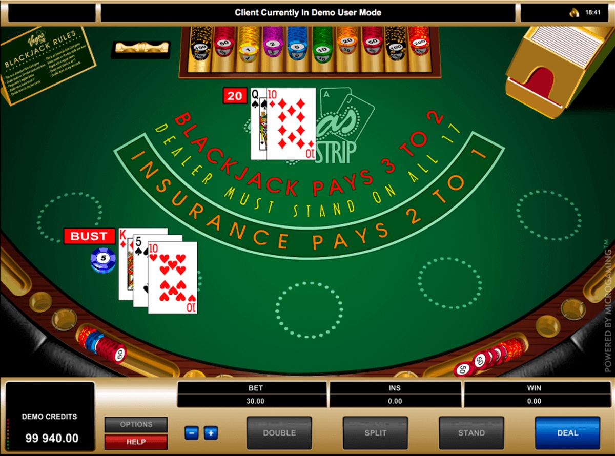 Blackjack Begriffe - 715407