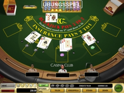 Blackjack Strategien - 54414