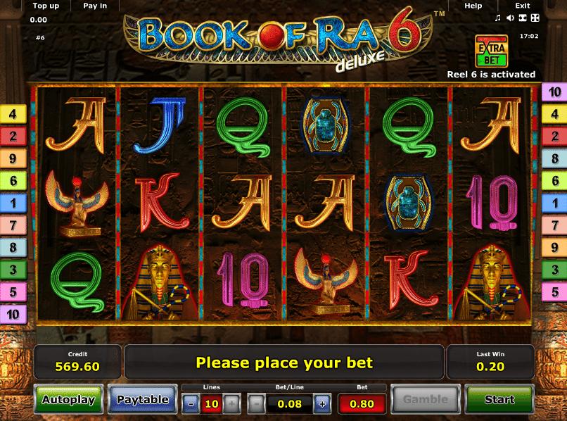 Bonus Automaten spielen - 719618