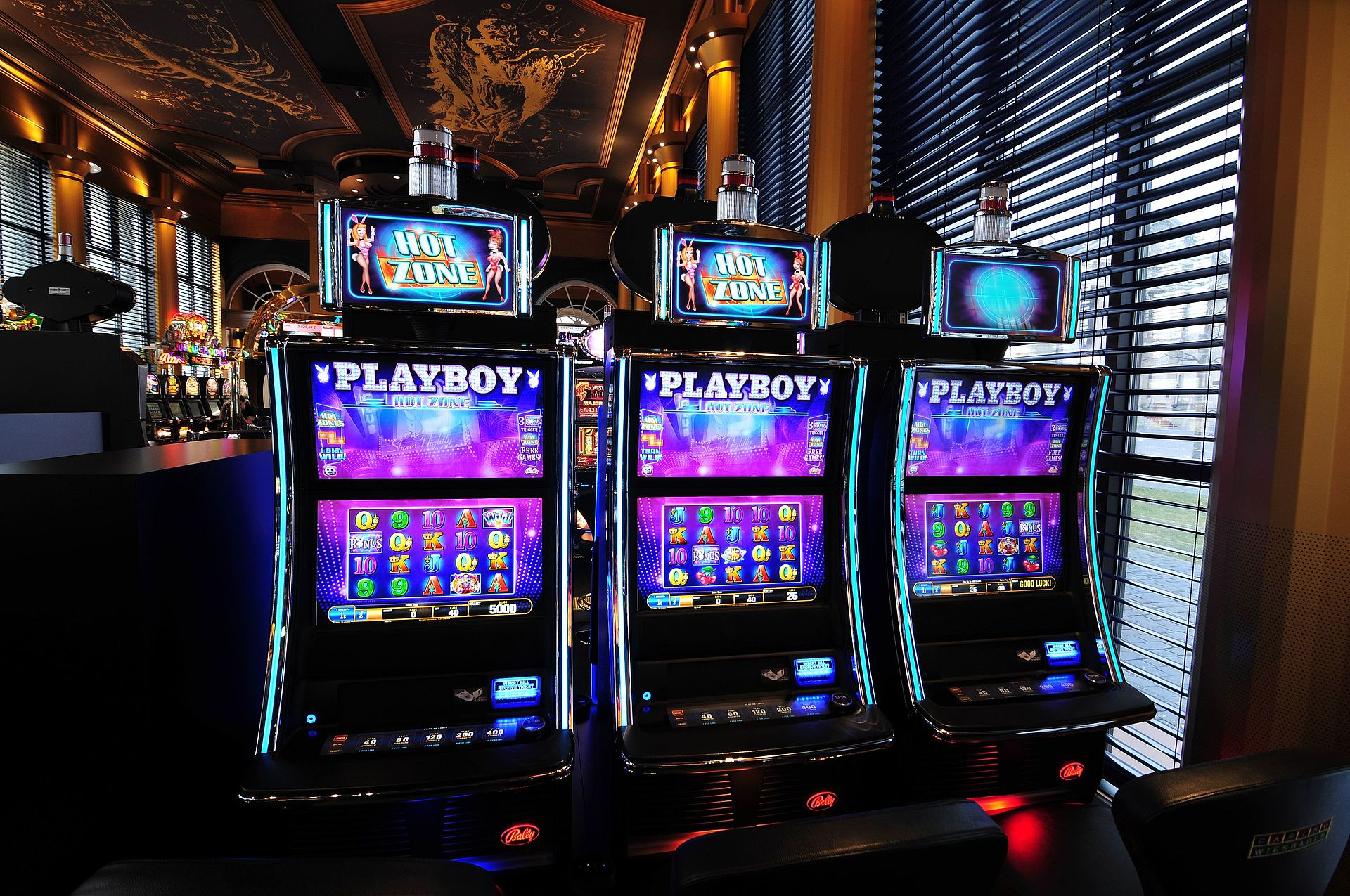 Spielautomat Gewinnchancen - 616857