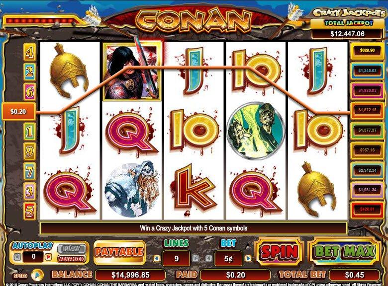 Bonus Videoslots Casino - 314846