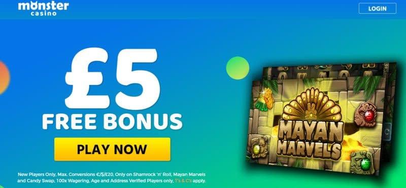 Casino Bonus Codes - 721658