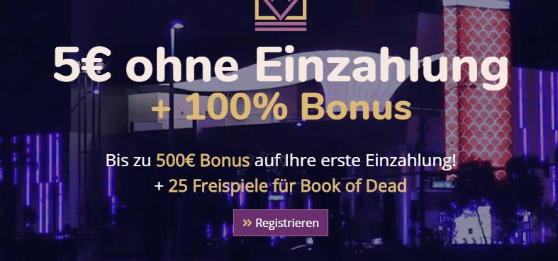 Casino Bonus - 888015